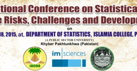 13th International Conference on Statistical Sciences Peshawar