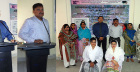 Department Of Microbiology organizes one day awareness Seminar on :Tuberculosis: its prevalence in KPK and the ongoing research in the field.