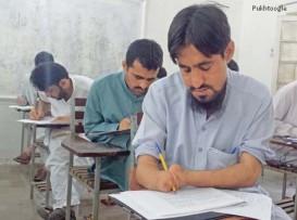 Disable Student Peshawar
