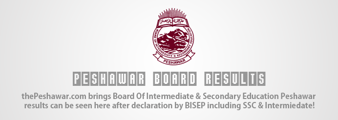 BISE Peshawar Result F.A/F.Sc 2016 Announced
