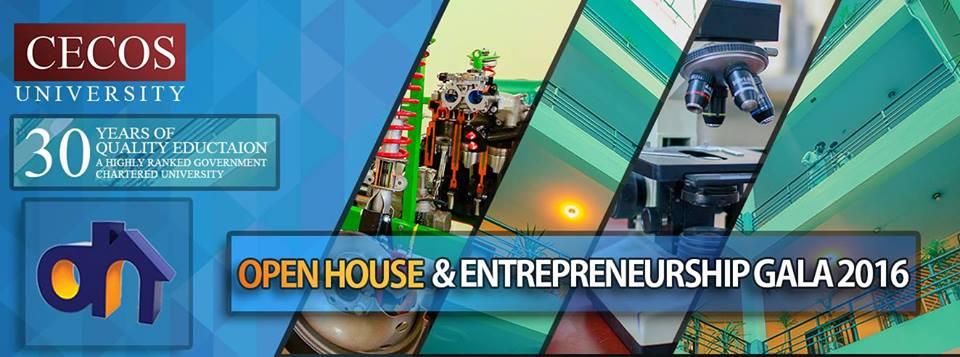 Open House And Entrepreneurship Gala 2016