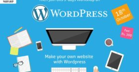 WordPress Learning Workshop in Peshawar