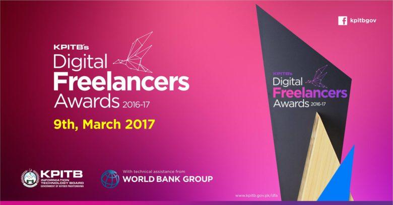 KPITB's Digital Freelancers Awards