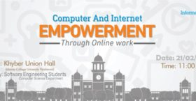 Computer & Internet Empowerment Through Online Work