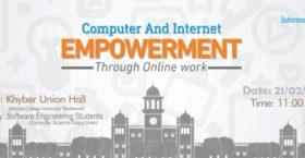 Computer & Internet Empowerment Through Online Work