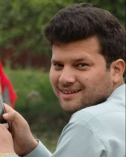 File Photo of Hazrat Ullah